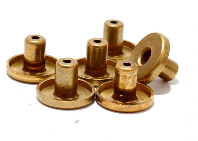 Customized high precise deep drawn brass sheet metal stamping parts