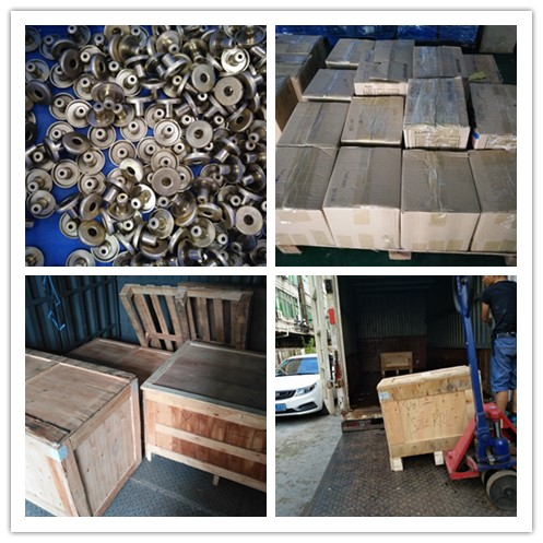 Stainless Steel Deep drawn Parts steel process stamping parts , deep drawn metal parts