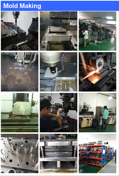 Durable Progressive Metal Stamping Mould , Progressive Stamping Tool ISO Approval