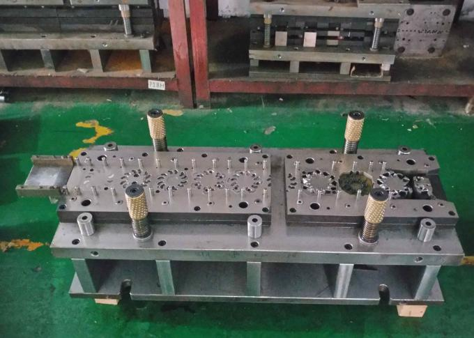 Standard Material Metal Stamping Mold Punch Dies For Cold Sheet Stamping
