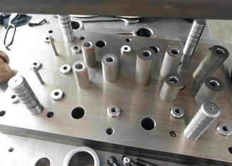 China Custom made deep drawing die steel material , deep drawn metal parts supplier