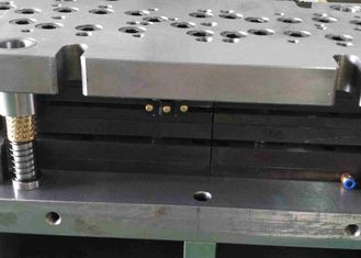 China Standard Material Metal Stamping Mold Punch Dies For Cold Sheet Stamping supplier