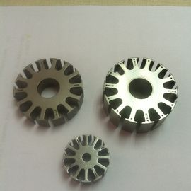 Small Size Stator Core Laminations Silicon Steel Motor