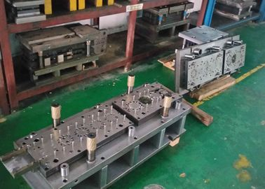 China Durable Stamping Tool And Die , Progressive Tool Sheet Metal Stampings Custom supplier