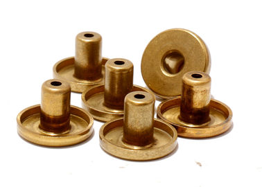 China Customized high precise deep drawn brass sheet metal stamping parts factory