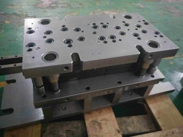 High Precise Metal Progressive Stamping Die For Sheet Metal Part Producing