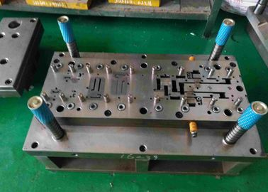 China Aluminium Material Metal Stamping Mold Electric Component Product Stamping Tool factory