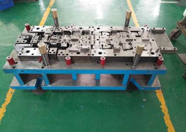 China OEM High Precision Metal Stamping Mould Steel Bending Fabrication ISO Approval factory