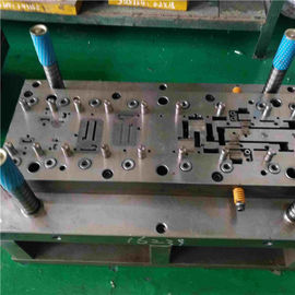 China SKD11 SKH-9 Material Sheet Metal Stamping Dies Forming Mould 0.1mm-8mm Thickness factory