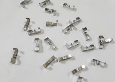 Micro Stamping Medical Spare Parts , Precision Machined Parts Stainless Steel Needle Clip